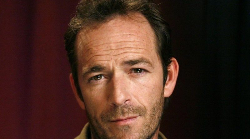 morto luke perry