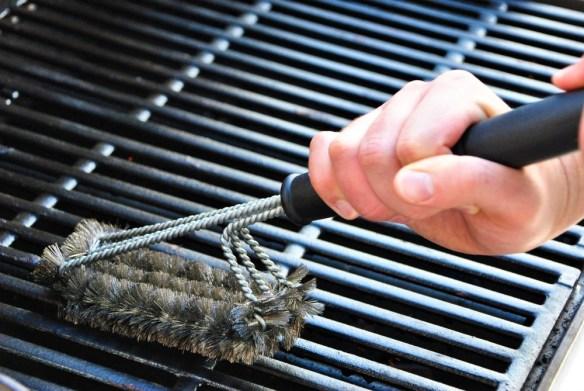 spazzola barbecue