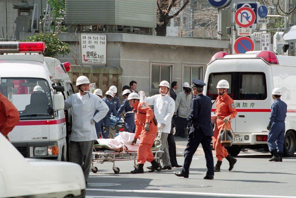 Dramma in Giappone