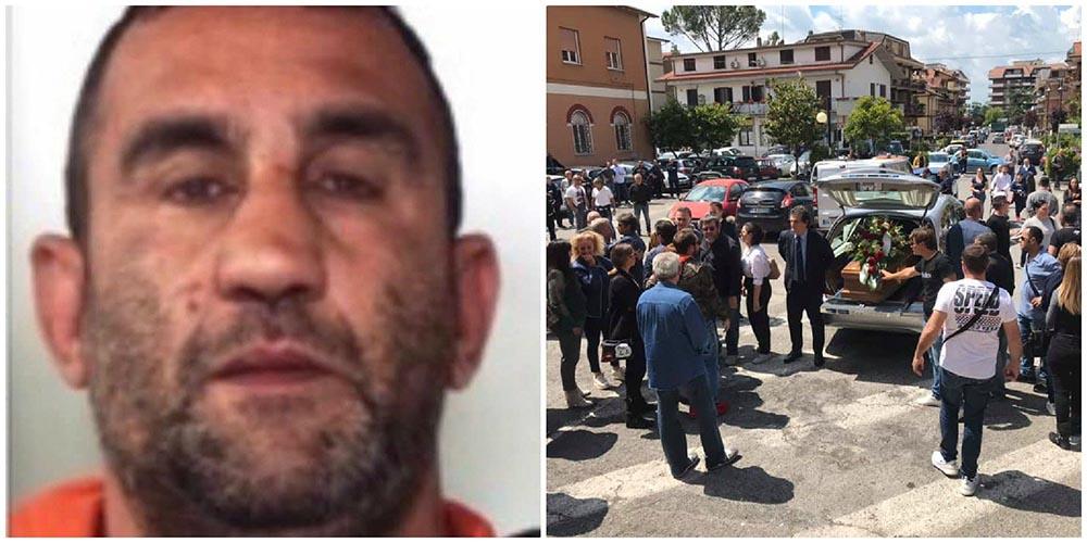Funerali di Lorenzo Sciacquatori