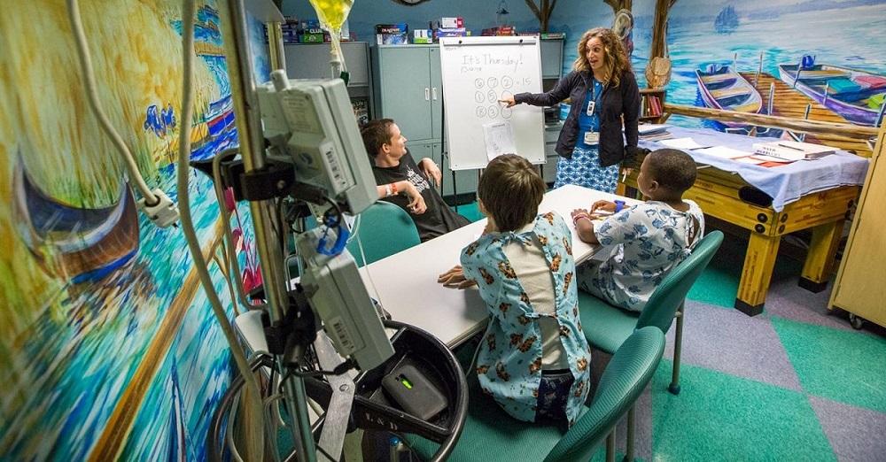 Insegnanti in Servizio negli Ospedali