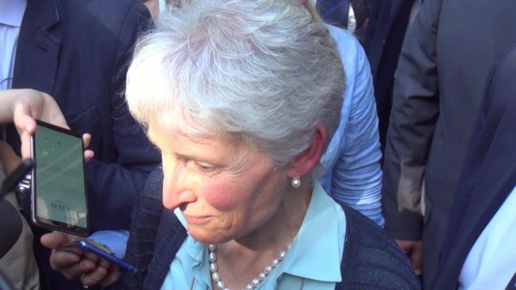 Professoressa Rosa Maria Dall'Aria