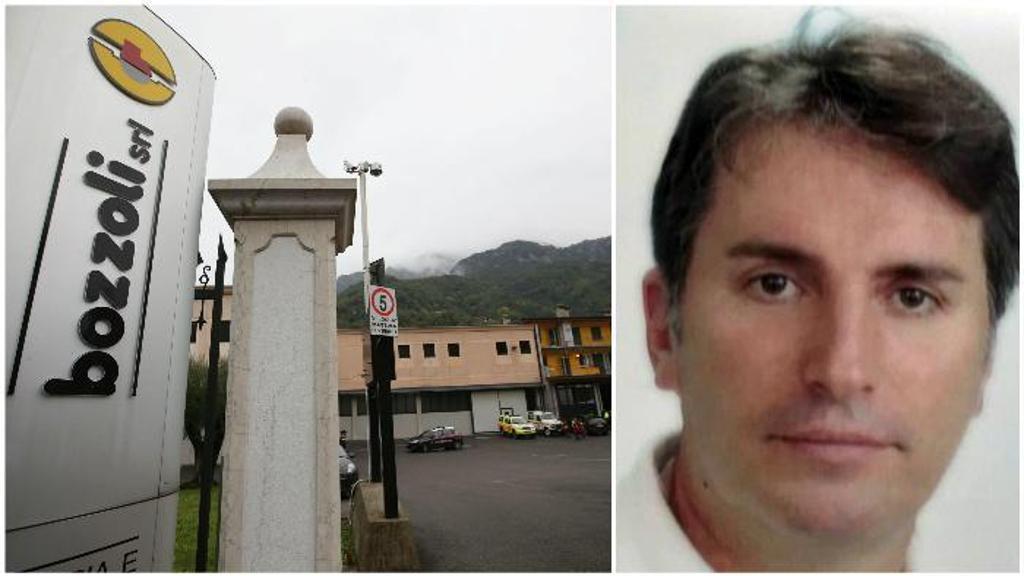 Scomparsa di Mario Bozzoli
