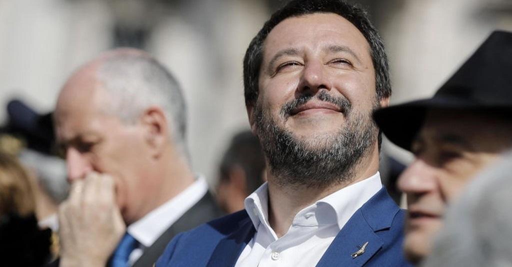 Salvini Candidato al Nobel per La Pace