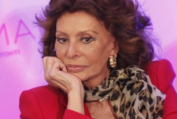 Vita di Sophia Loren