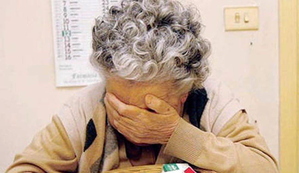 90enne Violentata da Due Minori