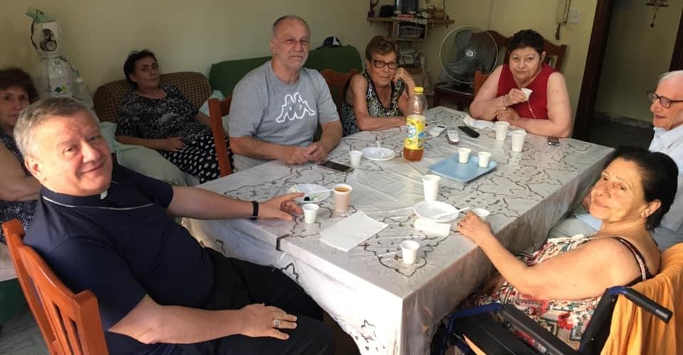 Anziani Vivono Insieme