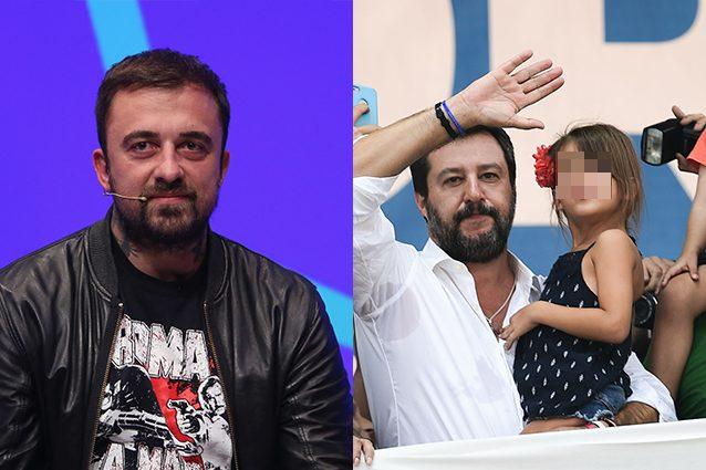 Chef Rubio Attacca Salvini