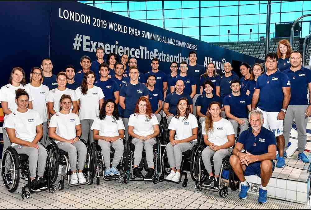 Mondiali di Nuoto Paralimpico di Londra