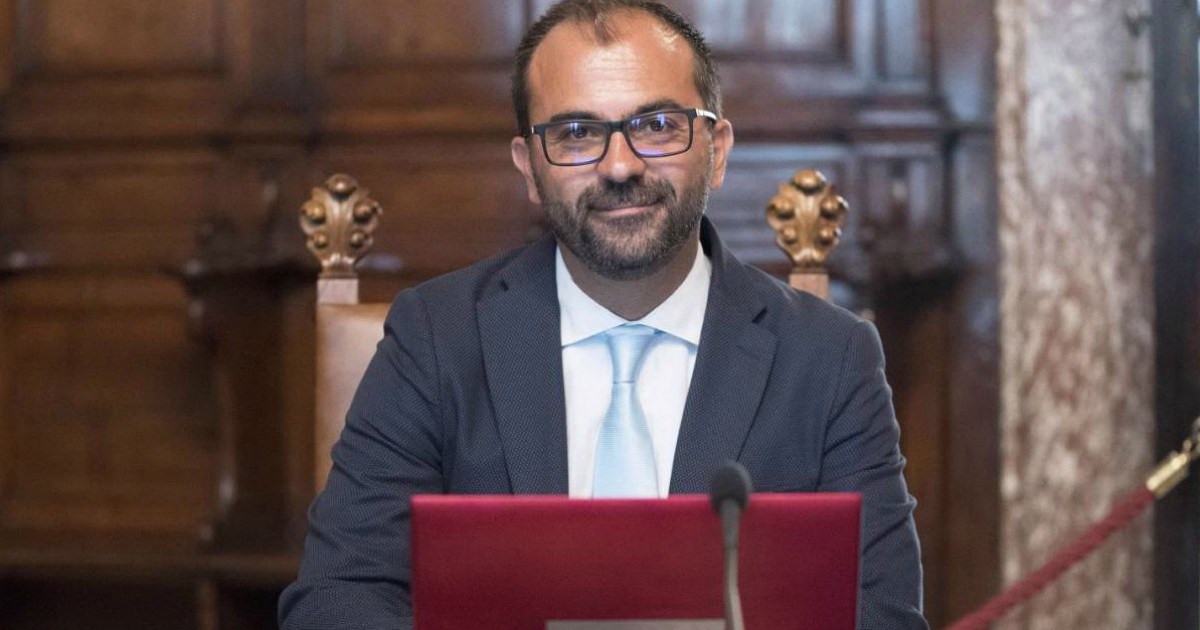 Neo Ministro Fioramonti