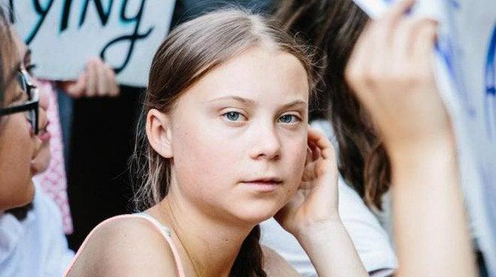 Sfogo di Greta Thunberg