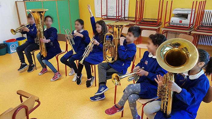 33 Ore di Musica nella Scuola Primaria