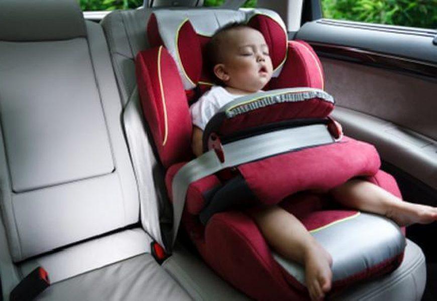 Seggiolino in Auto