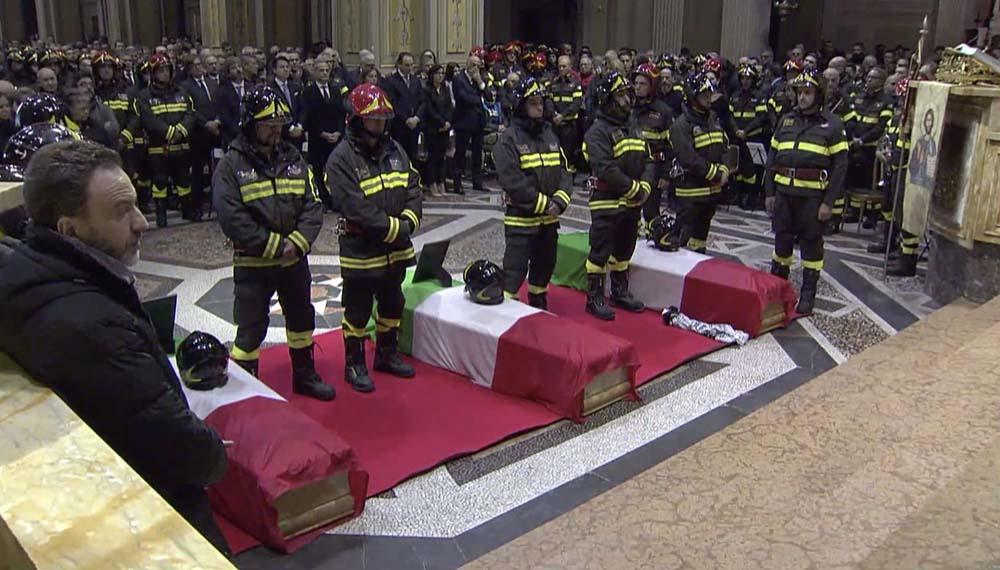 Tre Pompieri Morti