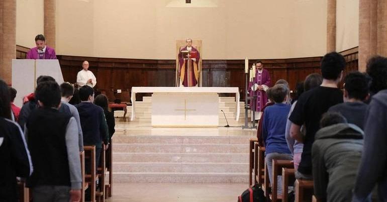 Messa di Fine Anno Annullata