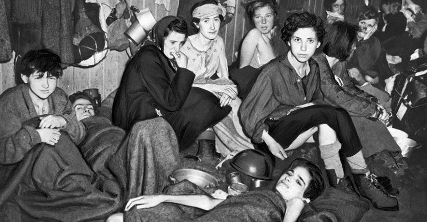 prostituirsi nei campi di concentramento