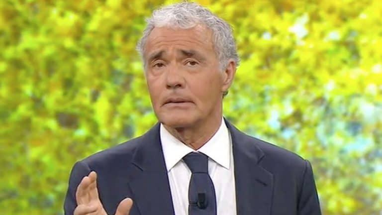 """Massimo Giletti Minacciato di Morte in Diretta, """"Spero ti Sp"""