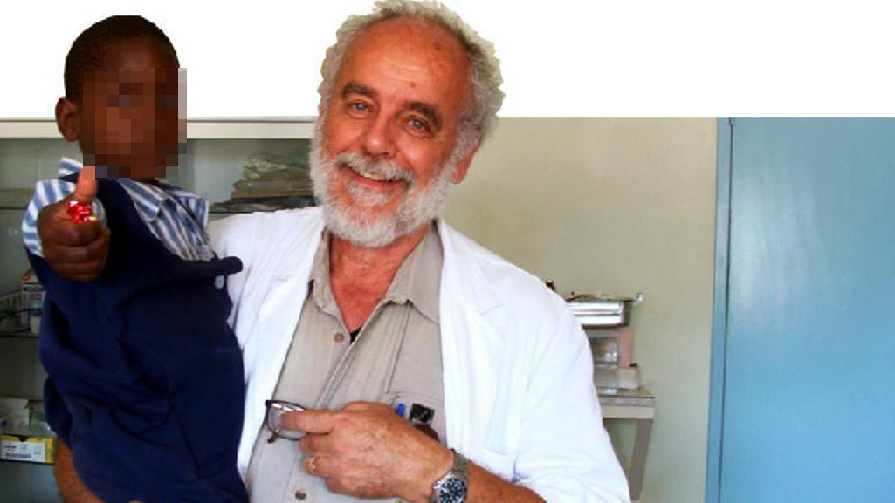 Il dottor Carlo Spagnolli