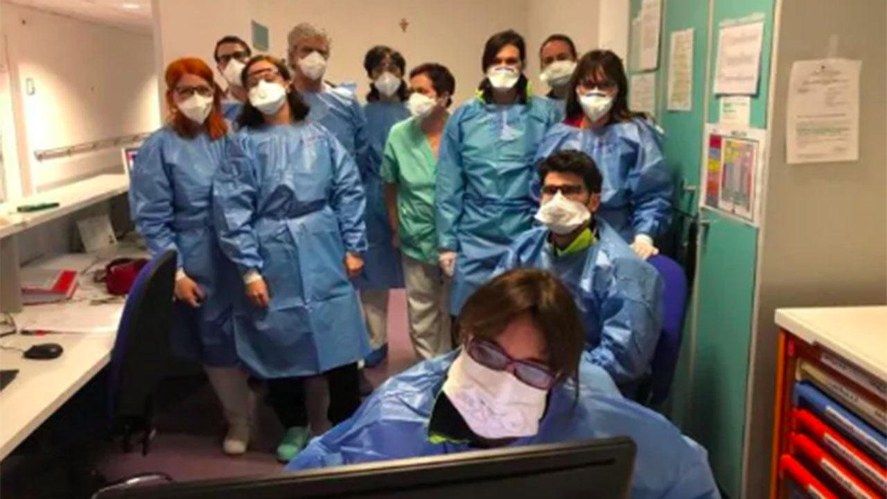 specializzandi docente infettato policlinico milano