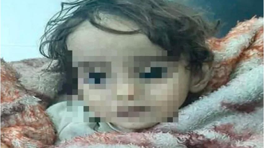 iman, la bimba siriana morta per il freddo
