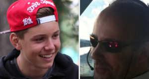 le vittime dell'incidente aereo