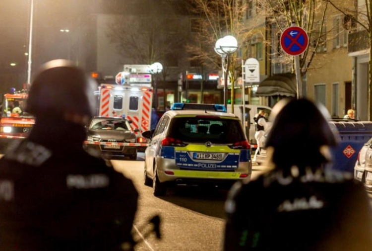 strage in germania ad hanau