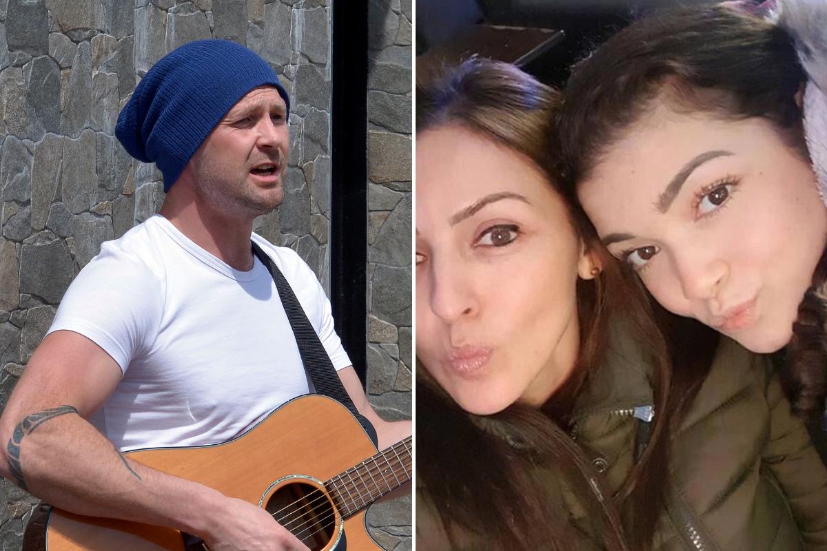 russell steele ha strangolato la fidanzata e ucciso la figlia