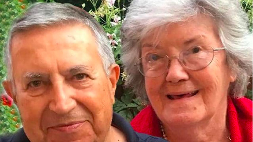 coronavirus marito e moglie