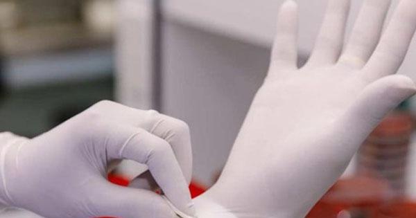 epidemiologo guanti coronavirus