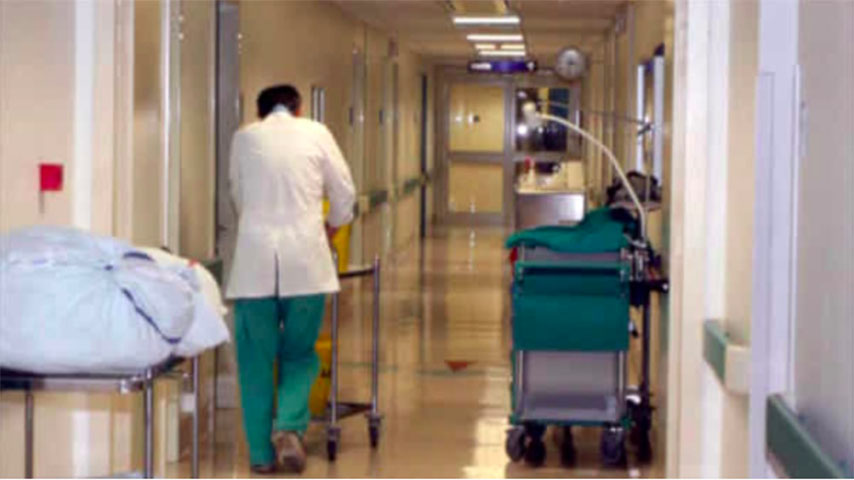 medico positivo coronavirus