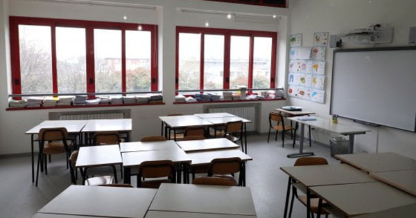 scuole chiuse locatelli