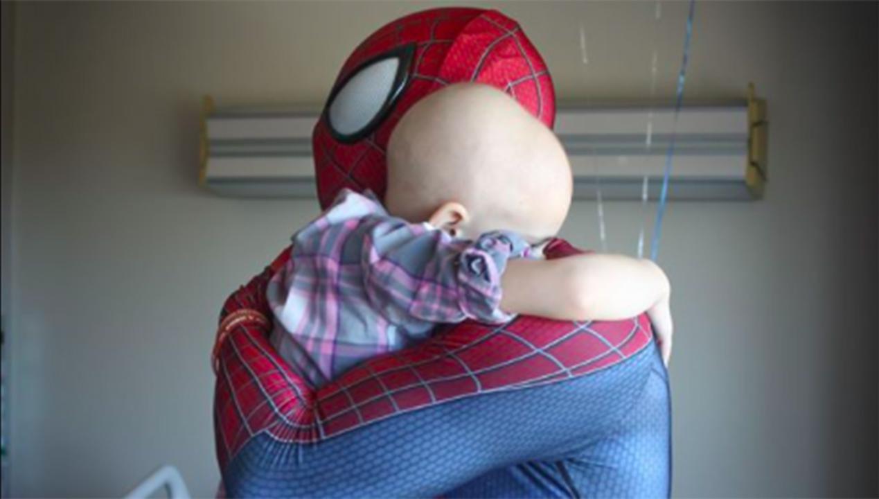 spiderman ricky mena