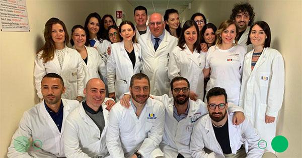 team medici napoletani coronavirus