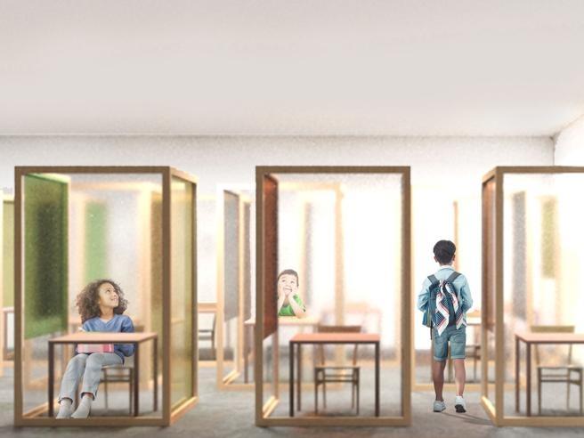 Scuola e Distanziamento Sociale: Due Architetti Propongono L