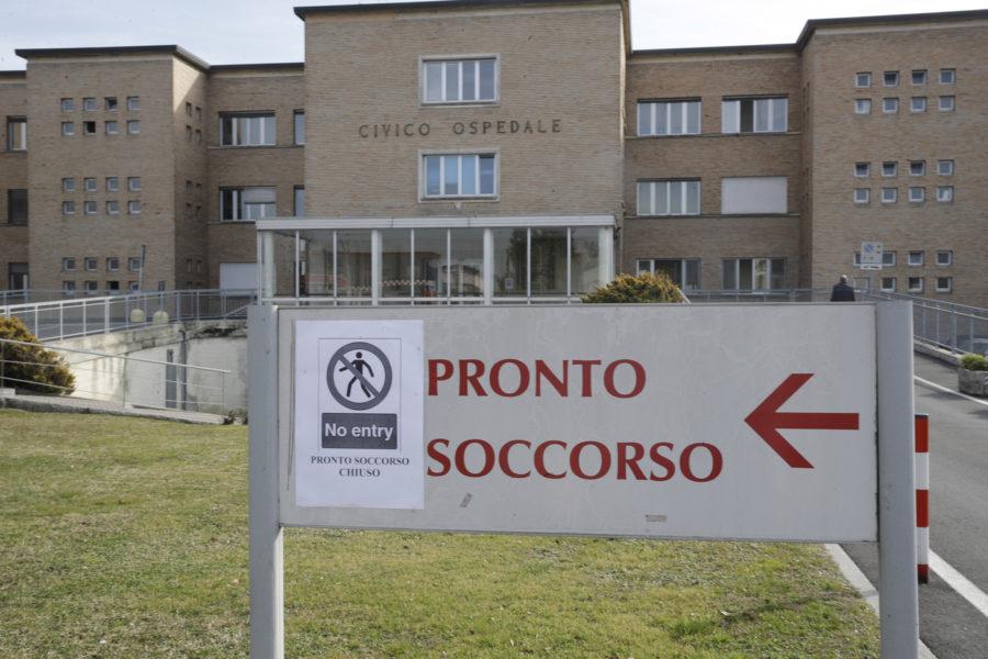 Riapre l'Ospedale di Codogno, Primo Caso di Coronavirus al P