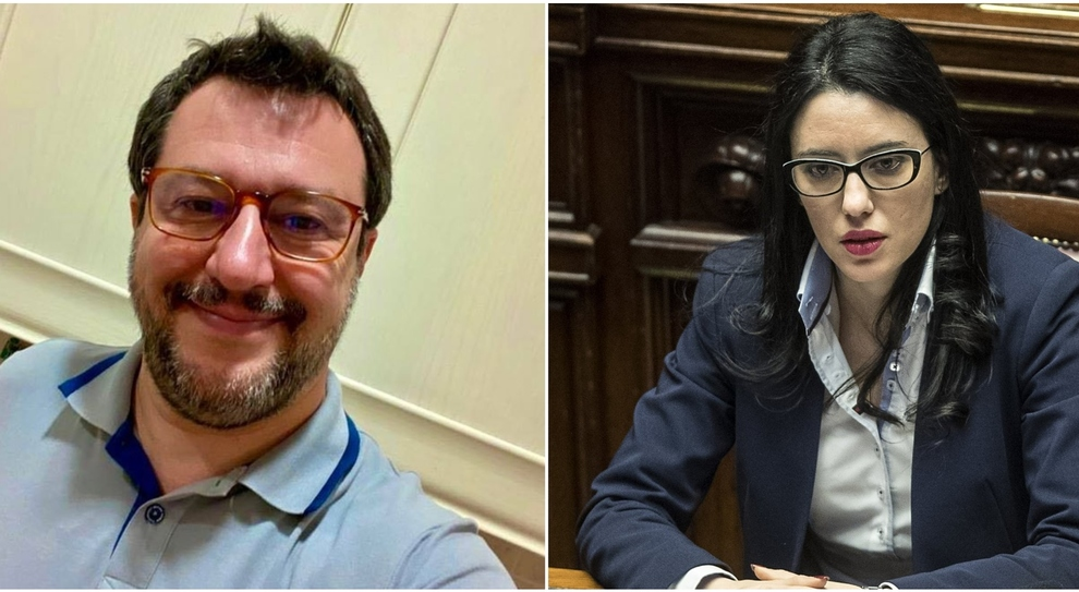 Salvini Paragona Azzolina al Mago Otelma