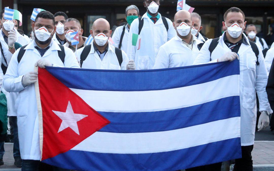 Nobel per La Pace ai Medici Cubani