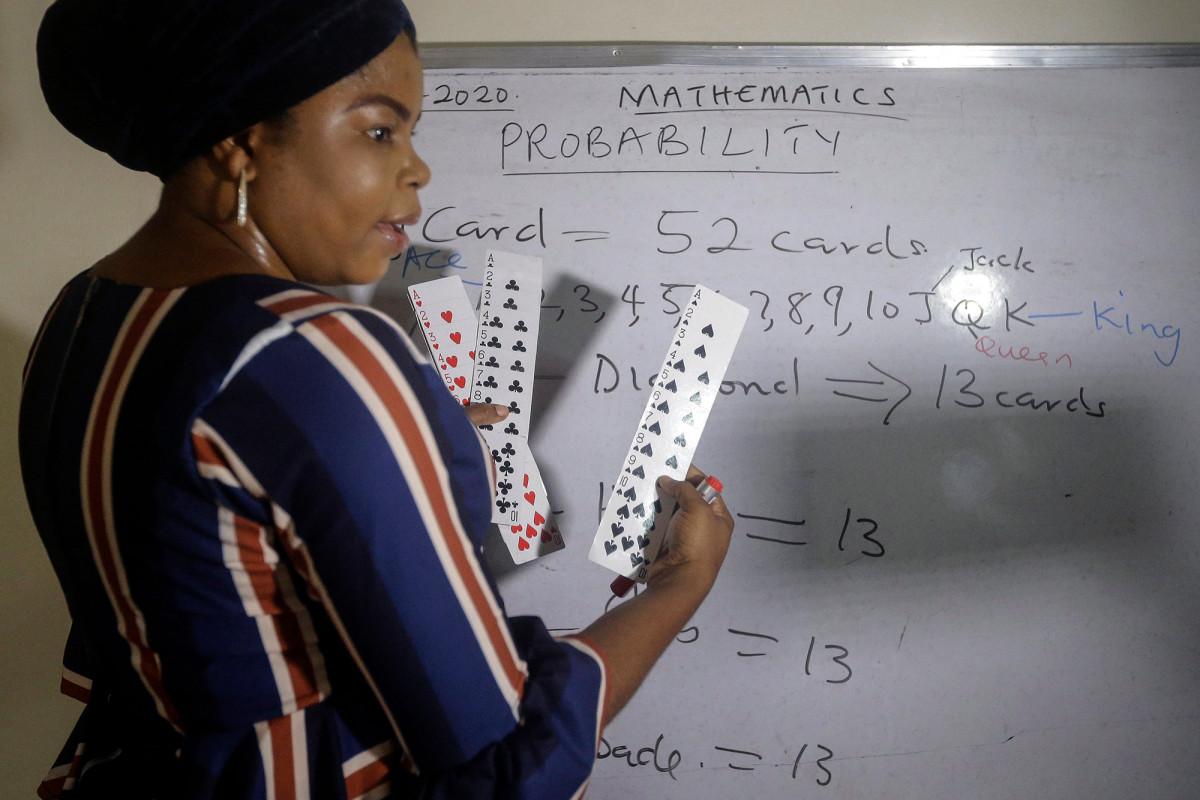 Prof Nigeriana Spiega La Matematica