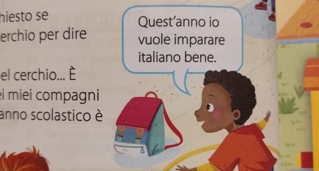 Quest'anno Io Vuole Imparare Italiano Bene