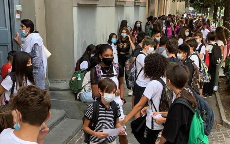 Studente Positivo al Liceo Fonseca