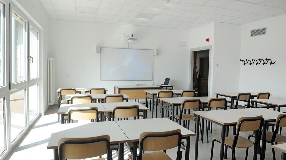 positivo in scuola di Roma
