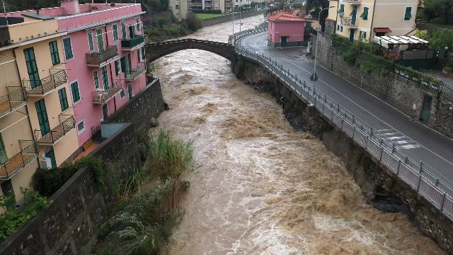 Allerta Rossa in Liguria