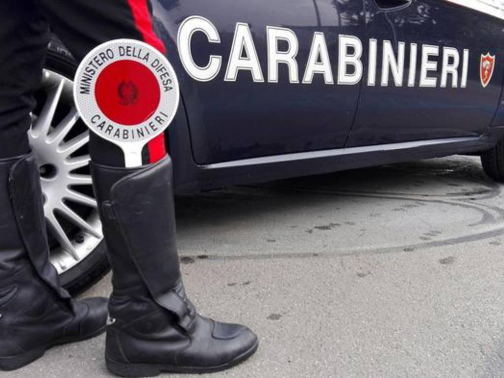 preside chiama i Carabinieri