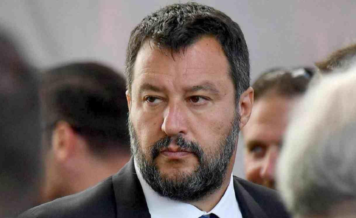 la condanna di Salvini