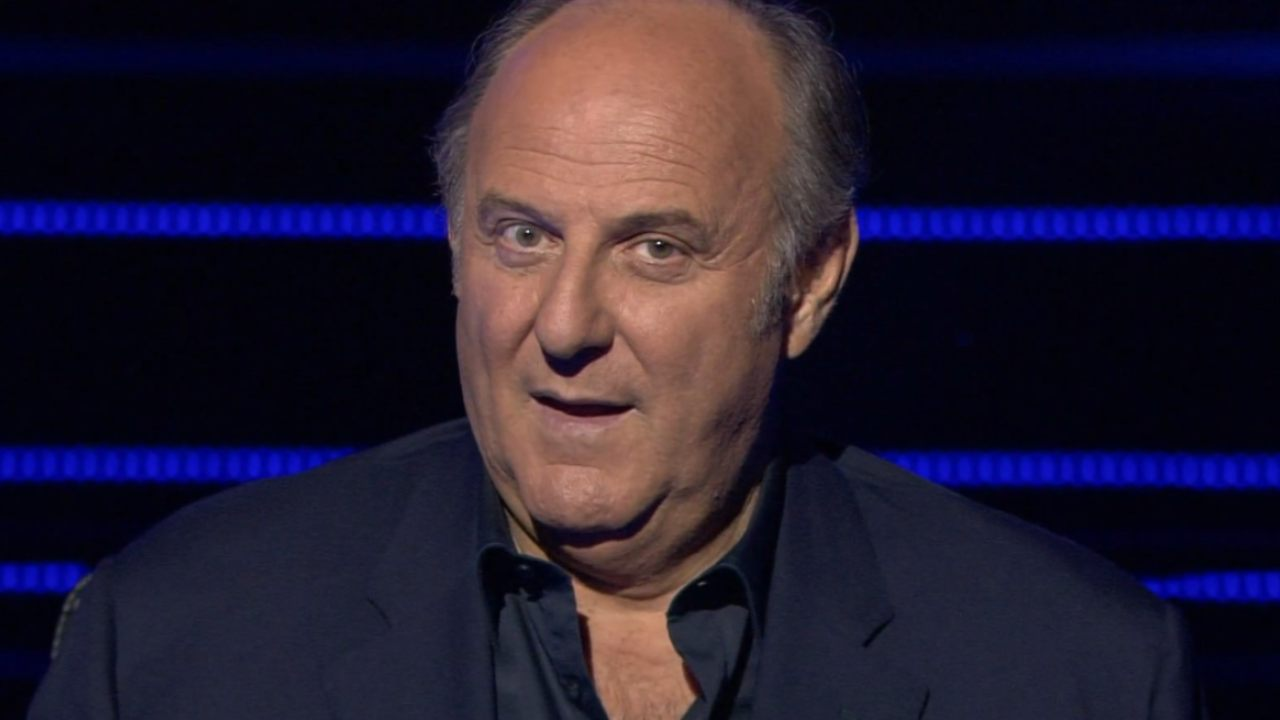 Gerry Scotti Ricoverato
