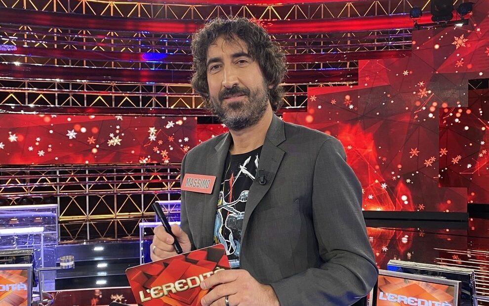 Massimo Cannoletta dell'Eredità