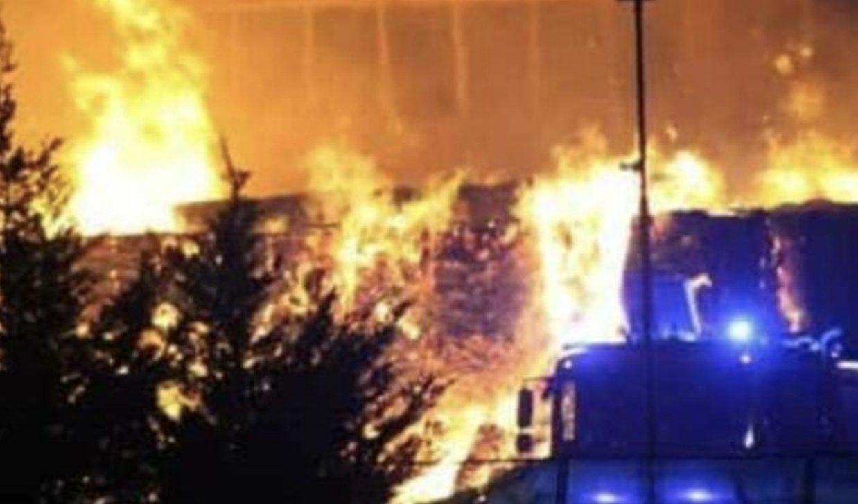 Rimini Incendio