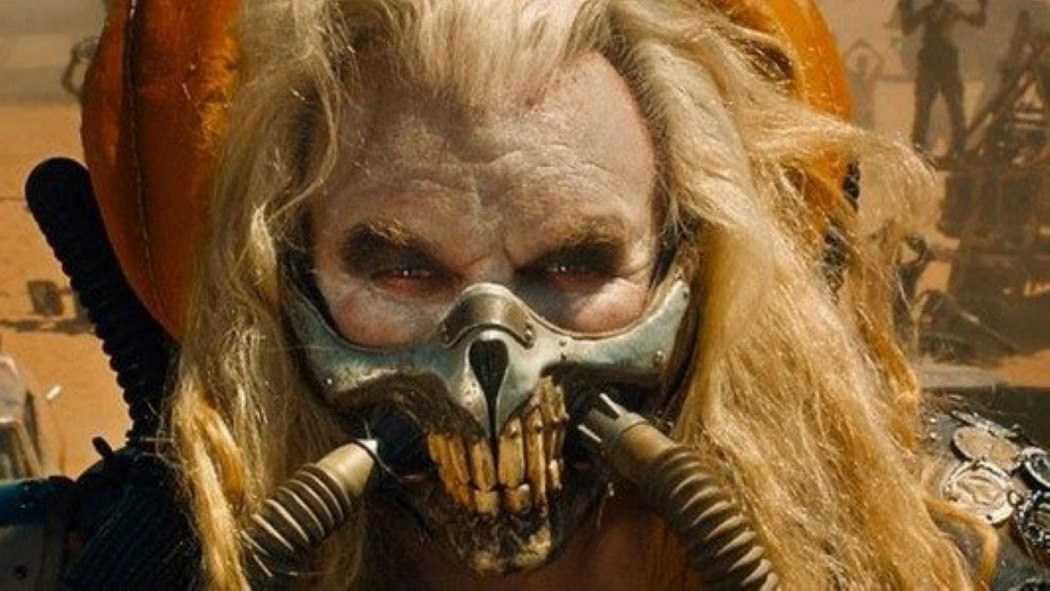 Immortan Joe di Mad Max