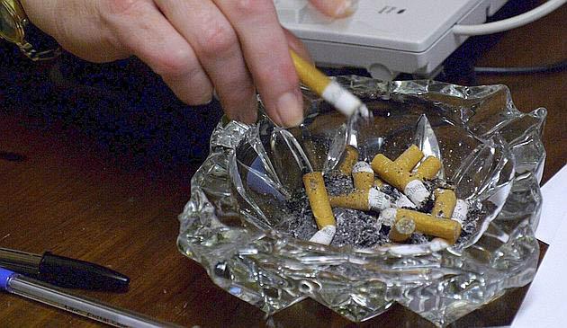 Insegnante Fuma Durante La Dad