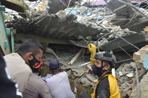 Terremoto a Sulawesi